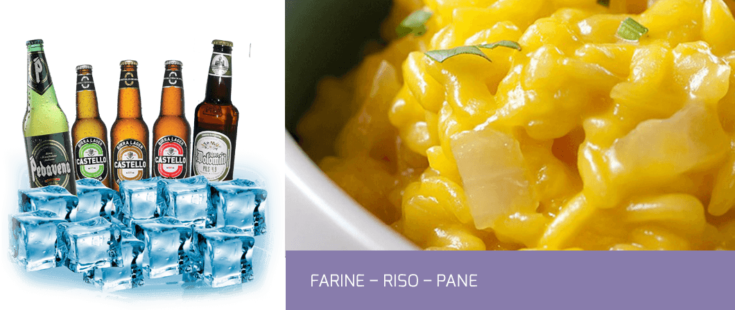 FARINE – RISO – PANE
